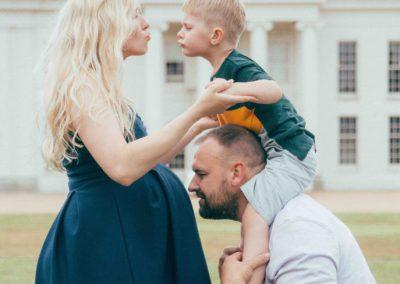 Kristinas Maternity Photoshoot