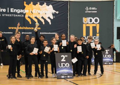 U DO IT DANCE Foundation