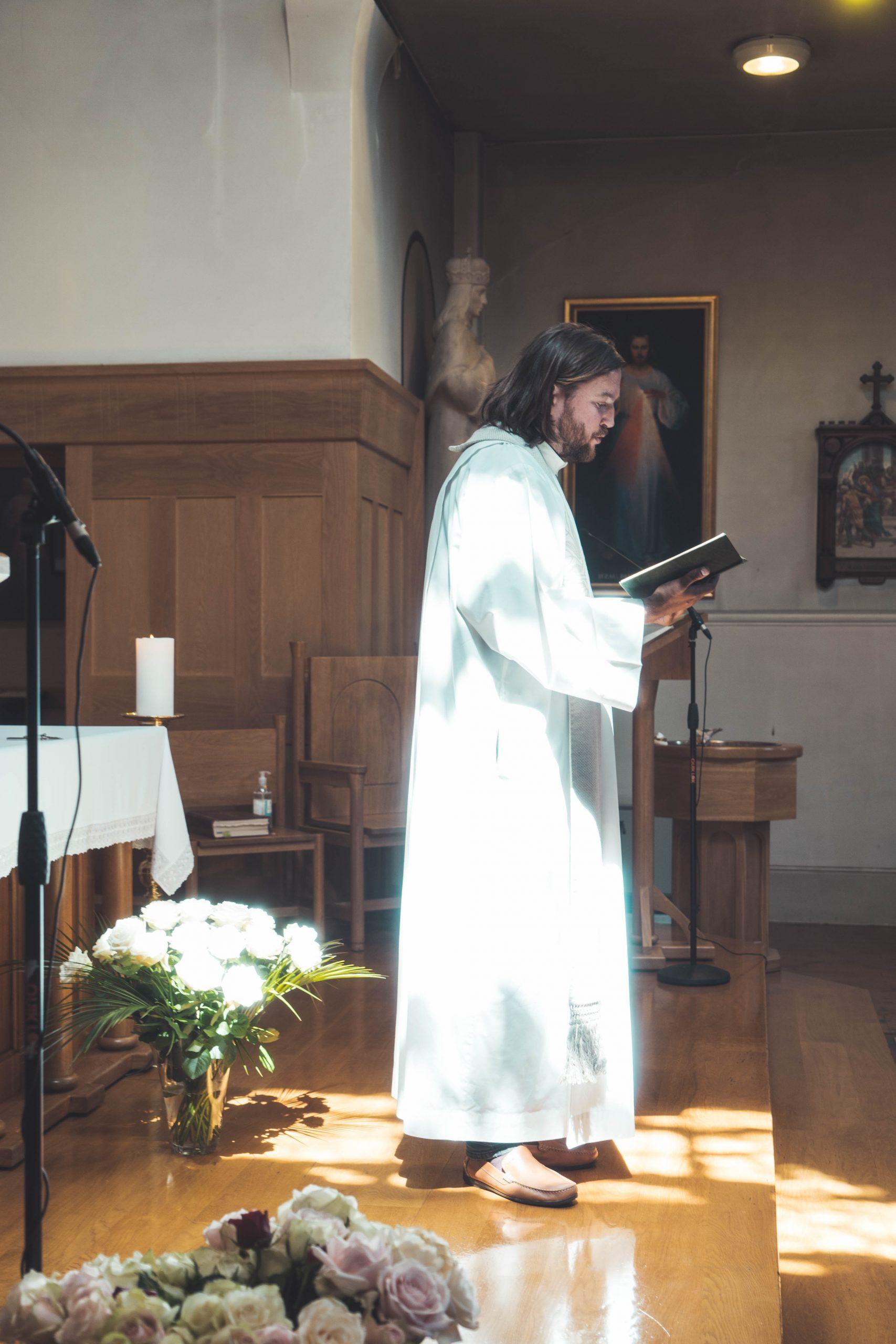 Aurintos Baptism Photography