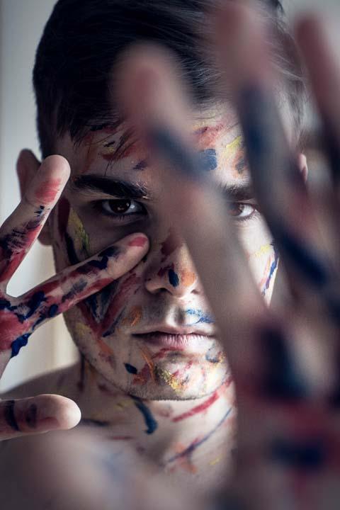 JULIUS PAINT - CREATIVE PORTRAIT PHOTOGRAPHY