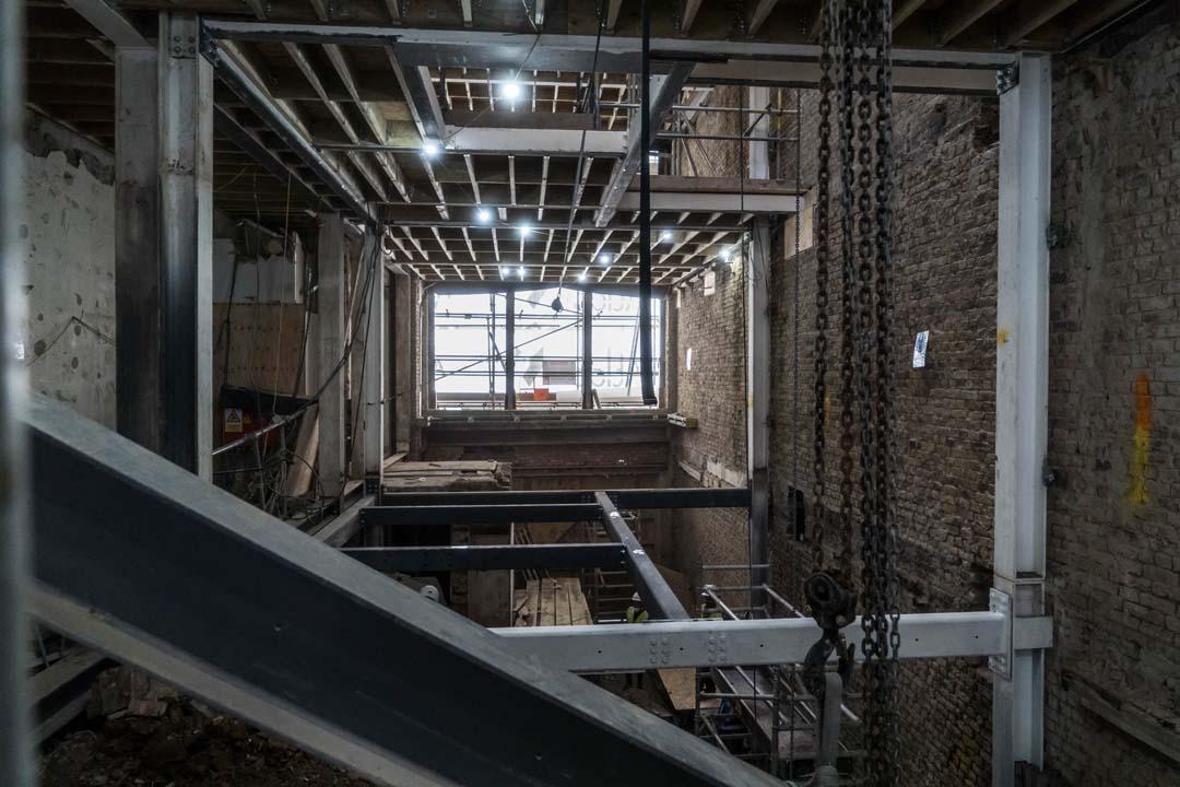 T & L construction photography