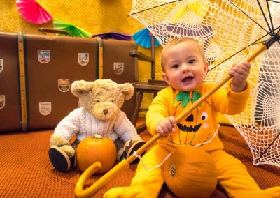 TROJUS – HALLOWEEN CHILDREN'S PHOTOGRAPHY
